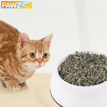 Catnip Toy Cat 10g/Pack 100% Natural Healthy Non-toxic Pet Teeth Cleaning Travel Snack For Kitten Catmint Pet Favor Toy