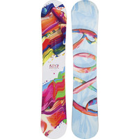 Roxy Ally BTX Snowboard - Women's One Color,