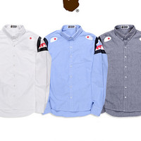 Men Print Casual Shirt [10207415623]