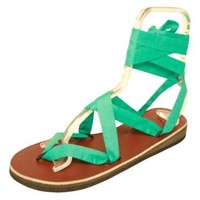 Amazon.com: Sseko Leather Sandal with Cotton Straps: Shoes