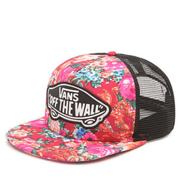 Vans Attendance Trucker Hat at PacSun.com