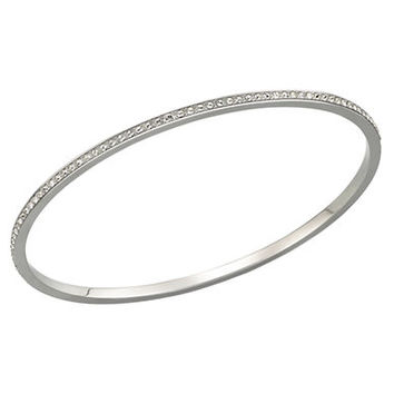 Swarovski Ready Crystal Bangle Bracelet
