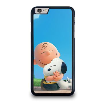 SNOOPY AND CHARLIE BROWN THE PEANUTS iPhone 6 / 6S Plus Case Cover