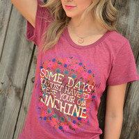 Natural Life Sunshine Tee