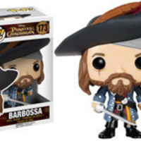 POP! DISNEY 173: PIRATES OF THE CARIBBEAN - BARBOSSA