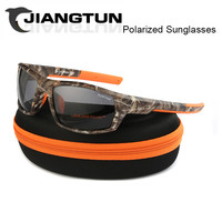 JIANGTUN 2016 Polarized Sunglasses Men/Women Brand Designer Outdoor Sport Sun Glasses UV400 Driving Fishing Golf Gafas De Sol