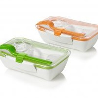 Black + Blum Bento Box Lunch Box: Lunch Bags