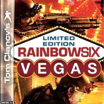 Tom Clancy's Rainbow Six Vegas Limited Edition -Xbox 360