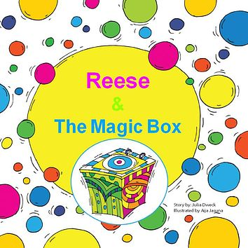 The Magic Box Personalized Storybook - Soft Cover