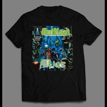 YOUTH SIZE OUTKAST ATLIENS COVER KIDS T-SHIRT