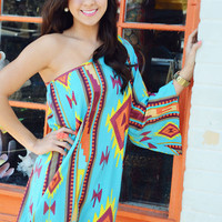 She's Fearless Dress: Tribal | Hope's