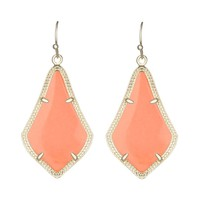 Kendra Scott Alex Earrings in Coral