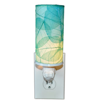Cylinder Leaf Nightlight