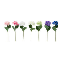 SMYCKA Artificial flower, Hydrangea assorted colors - IKEA