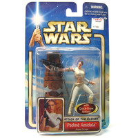 Padme Amidala Arena Escape Star Wars Attack of the Clones #02 Action Figure