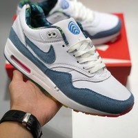NIKE  AIR MAX 1 SE 87 cheap Men's and women's nike shoes
