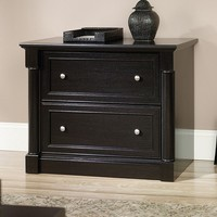 Sauder Avenue Eight Lateral File Cabinet (Brown)