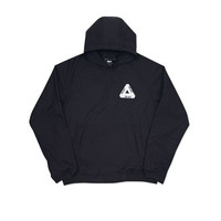 HOODED OVER SHELL ANTHRACITE / TRI-FERG | Palace Skateboards USA