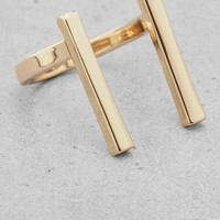 & Other Stories | Bar Ring | Gold