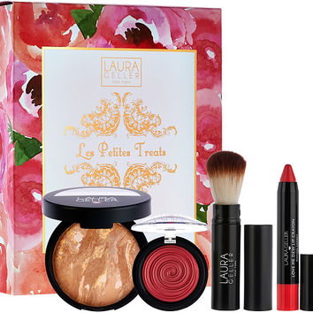 Laura Geller Les Petites Treats 4pc. Collection — QVC.com