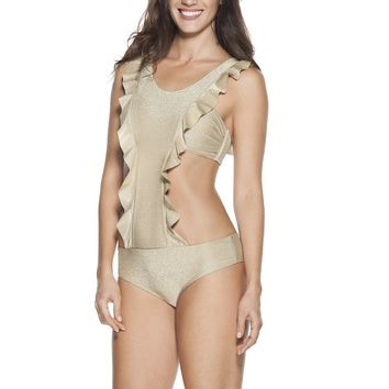 Every Day Gold Monokini