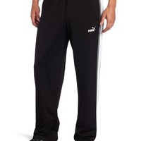 PUMA Men's Agile Track Pant, Black, XX-Large