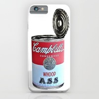 Open a can of... iPhone & iPod Case by John Medbury (LAZY J Studios) | Society6