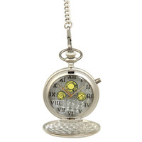 Doctor Who Masters FOB Pocket Watch