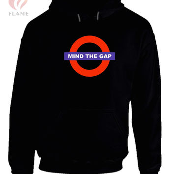 Mind The Gap Hoodie
