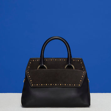 Small Front Flap Satchel