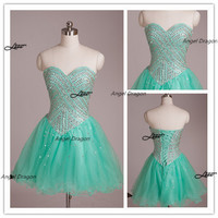 Short party dresses,party dresses,sexy party dresses,beading party dresses,short prom dresses,prom dresses,short evening dress