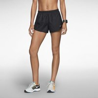 Nike Modern Tempo Embossed Women's Running Shorts - Black