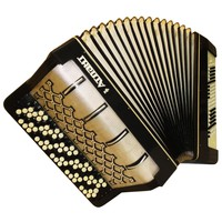 Atlant, 5 Rows, 120 Bass, Russian Button Bayan, Accordion Instrument (626)