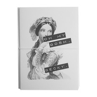 Oh My Gosh Becky- Set of 4 Cards