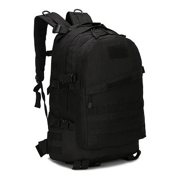 3D Outdoor Sport Military Tactical Climbing Mountaineering Backpack Camping Hiking