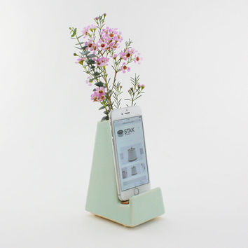 Smartphone Vase, Made to Order