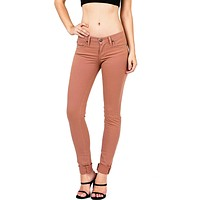 Color Envy Skinny Jeans