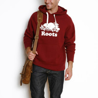 Heritage Kanga Hoody | Men's Tops Sweatshirts and Hoodies | Roots