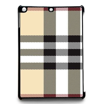 Burberry Pattern iPad Air 2 Case