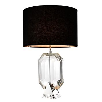 Silver Table Lamp | Eichholtz Emerald