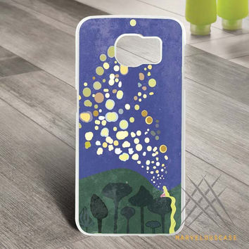 Disney Tangled lantern Custom case for Samsung Galaxy