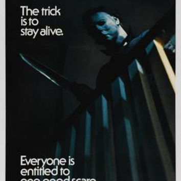 Halloween Movie Poster 11x17 Mini Poster