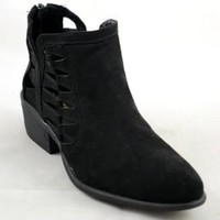 The Sadie Classic Bootie- Black