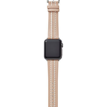 leather Apple Watch® strap