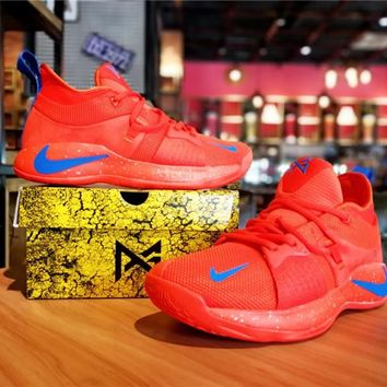 "Nike PG2 ""Sunset"" Basketball Shoe"