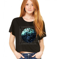 Hayes Grier Group (ALL) Galaxy Flowy Tee - BLV Brands