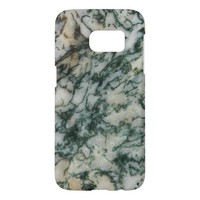 Green Tree Agate Image Samsung Galaxy S7 Case