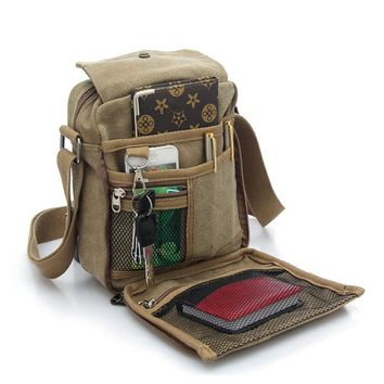 Travel Bag Small Men and Women Luggage Travel Duffle Bags Canvas Weekend Bags Multifunctional Travel Bags