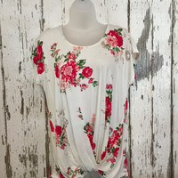 Spring Bouquet Top