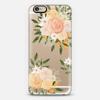 Roses + Clementines iPhone 6 case by quinn luu | Casetify
